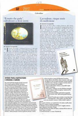 Chiaia magazine-gennaio | febbraio 2011